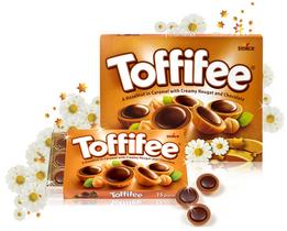 Toffifee caramelos de chocolate edicion festiva para Rosh Hashaná en 2 tamaños