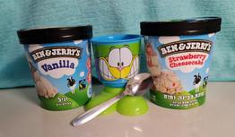 Para Shavuot Ben&Jerry's ofrece un nuevo helado de queso