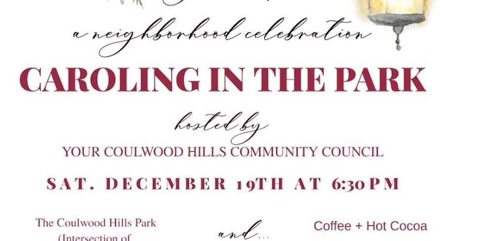 Coulwood Caroling