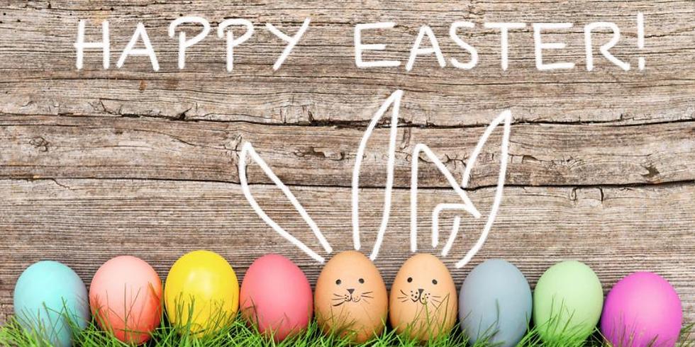 Annual Coulwood Easter Egg Hunt