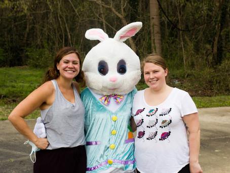 Easter Egg Hunt = Smashing Success!