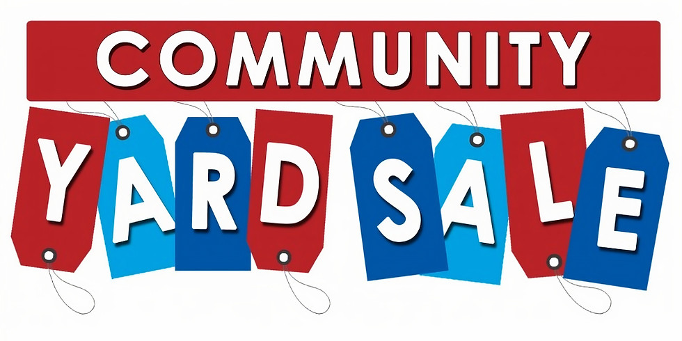 Community Yardsale