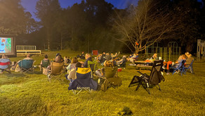1st Movie Night in the Park