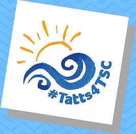 #Tatts4TSC logo