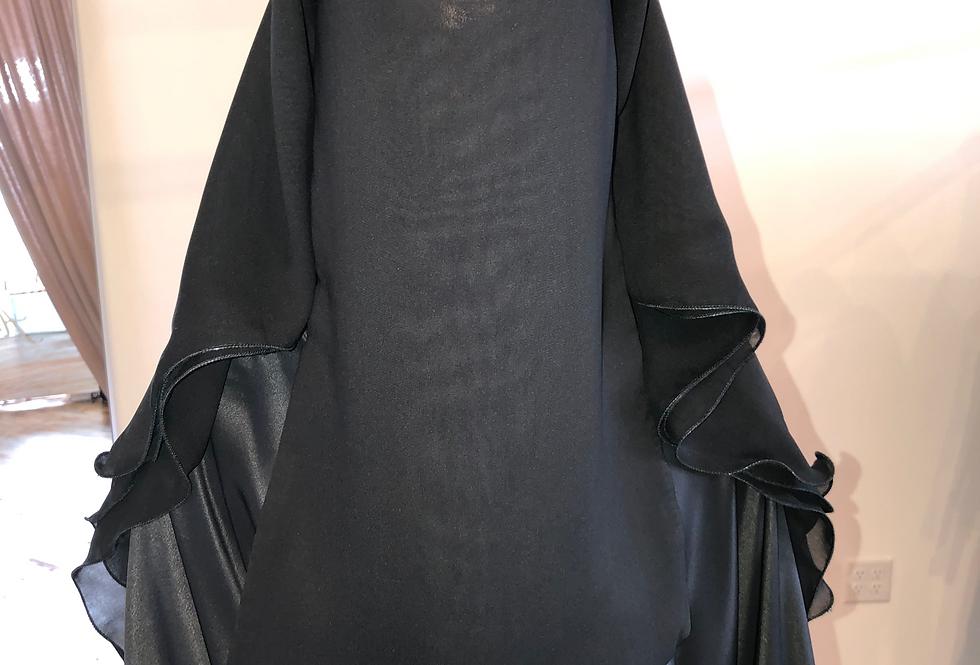 Layered Niqab