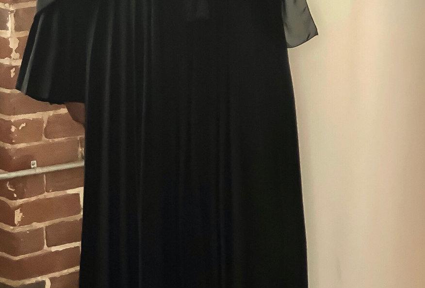 New Pleats Abaya