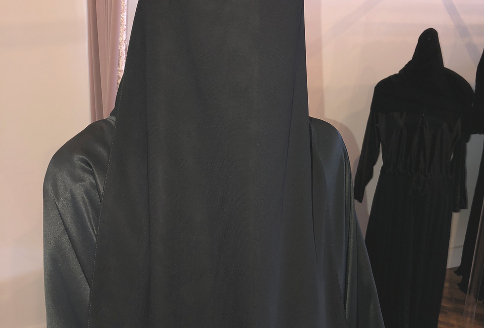 Makeup Niqab