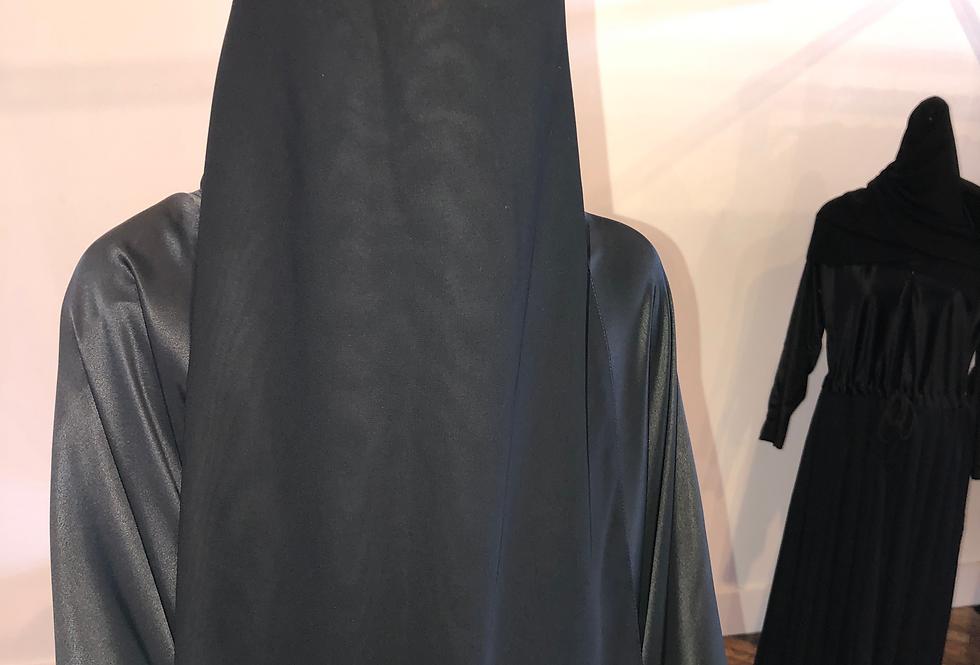 Plain Niqab