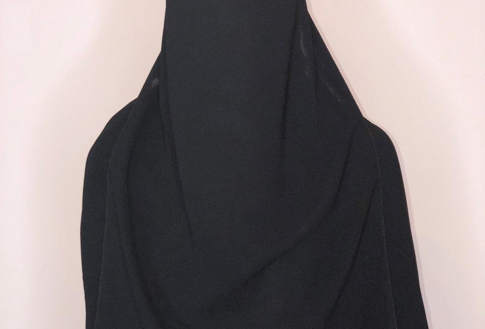 Niqab w/string