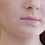 Thumbnail: Octagon Hoop Earrings- Large
