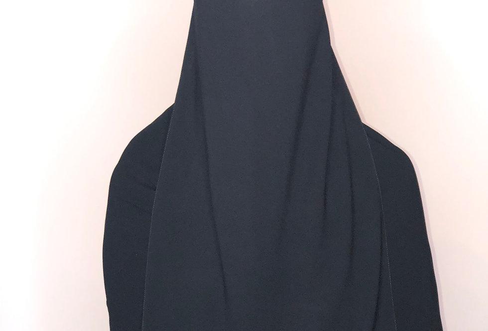 Half Niqab