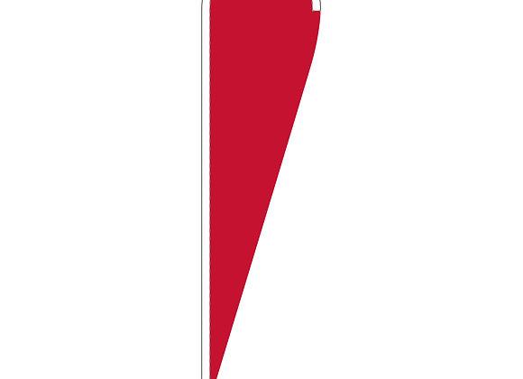 Ricoh Sharkfin/Teardrop Banner