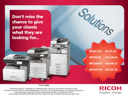 Solutions Promo