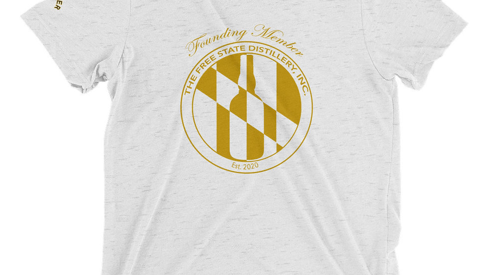 FOUNDERS LOGO LIMITED EDITION - Short sleeve t-shirt