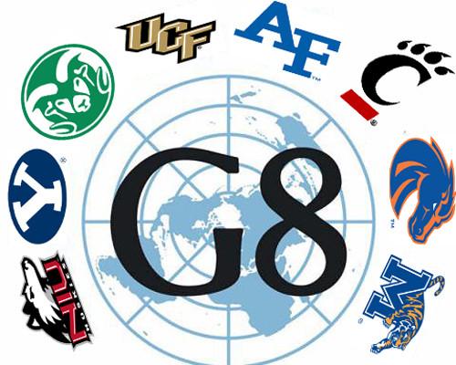 THE G8 SUMMIT