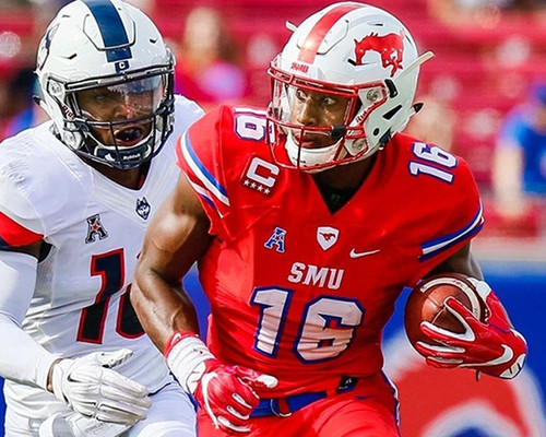 NFL DRAFT 2018: COURTLAND SUTTON