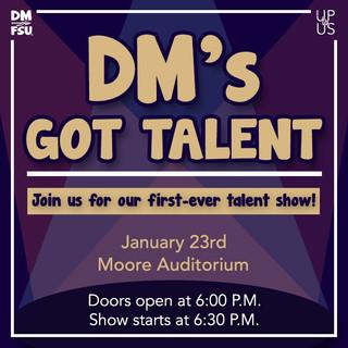 DM's Got Talent