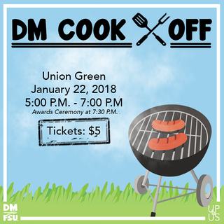 DM Cook Off