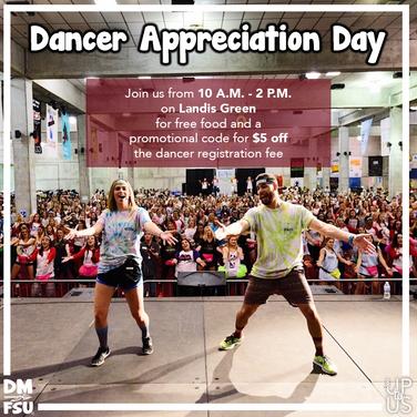 Dancer Appreciation Day