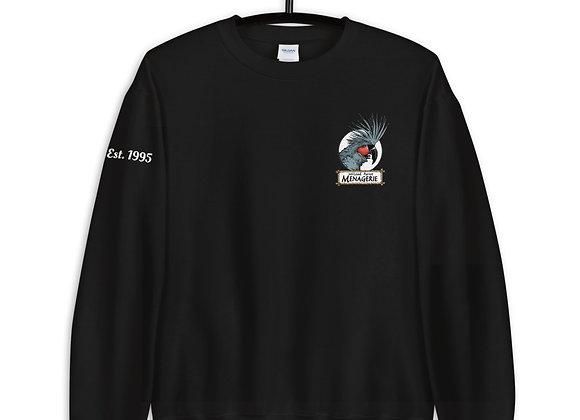 Menagerie Sweatshirt Unisex - Multicolor
