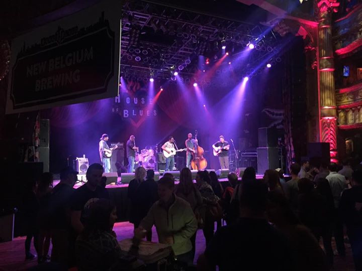 The Grateful String Band plays House of Blues