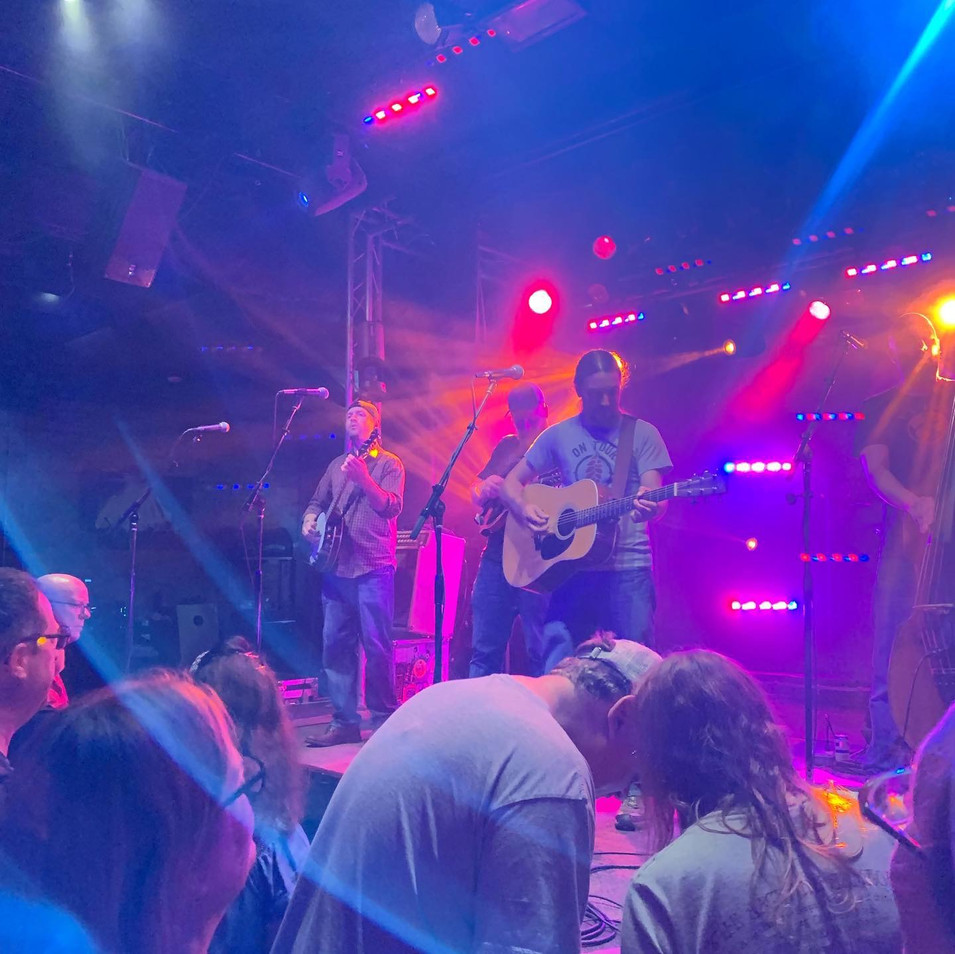 The Grateful String Band live at Cubby Bear   Dead & Co. Afterparty   Chicago, IL   June 15, 2019