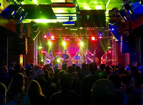 The Grateful String Band live at Cubby Bear | Dead & Co. Afterparty | Chicago, IL | June 15, 2019