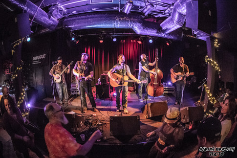 The Grateful String Band live at Martyrs' Chicago, IL January 11, 2019 | Photography: Aaron Bradley Photography