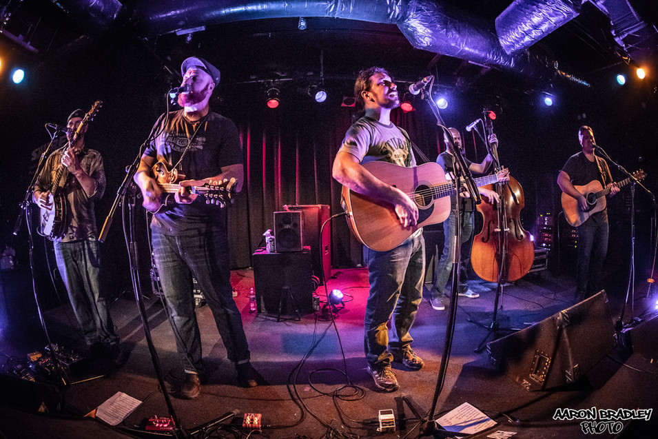 The Grateful String Band live at Martyrs' Chicago, IL January 11, 2019   Photography: Aaron Bradley Photography