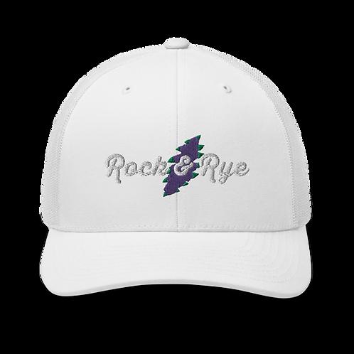 Flat Logo Trucker Cap