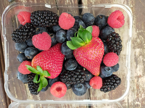 Fresh Mixed Berries (Large 900 grams)