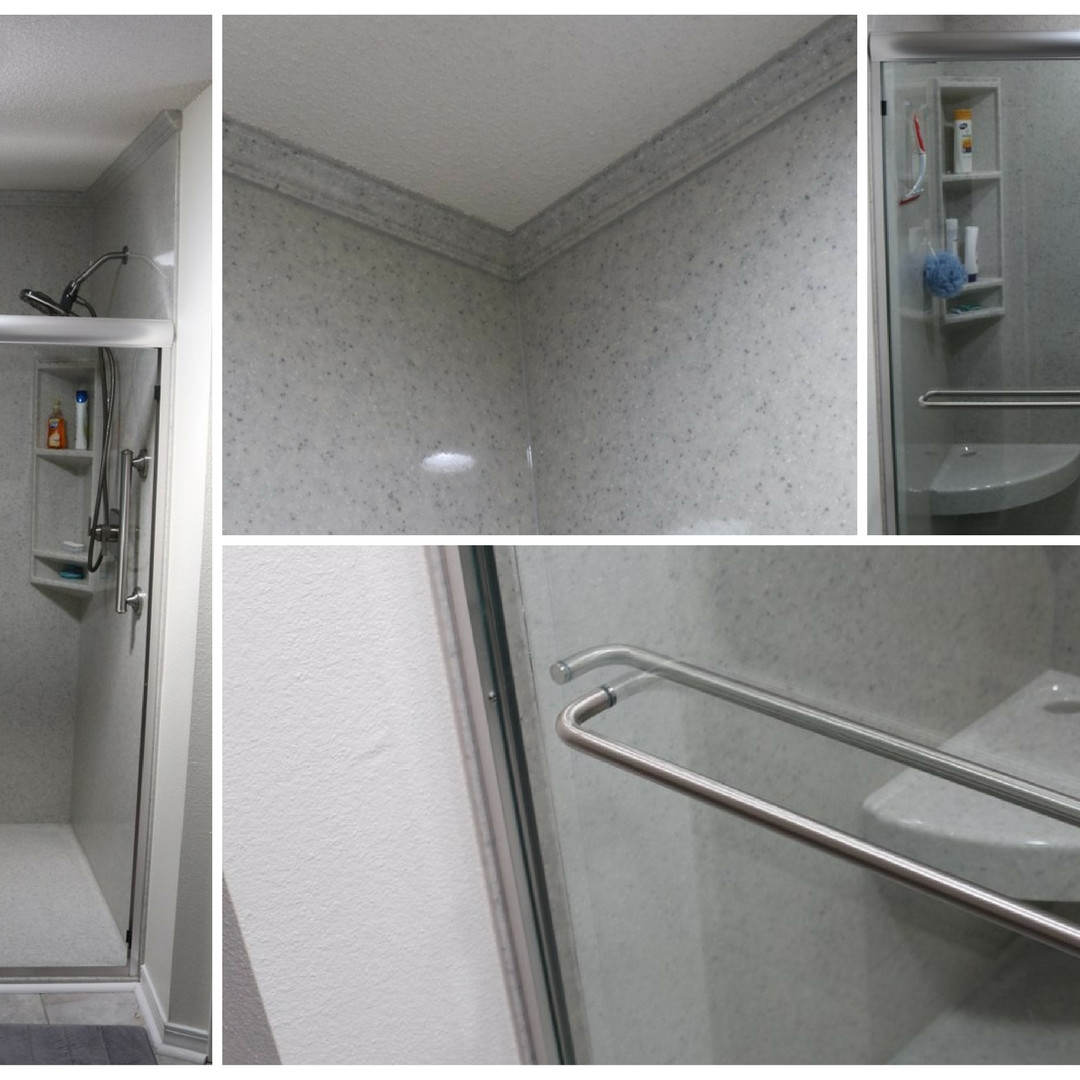 Accessible Shower Options