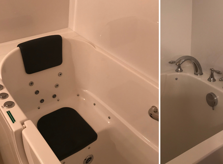 Accessible Bathing Options