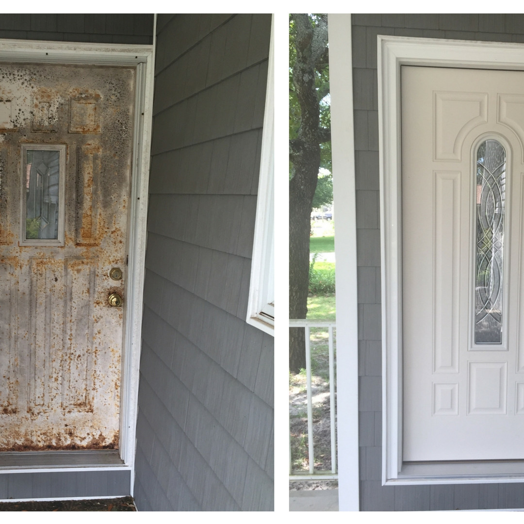 Upgrade the Front Entry