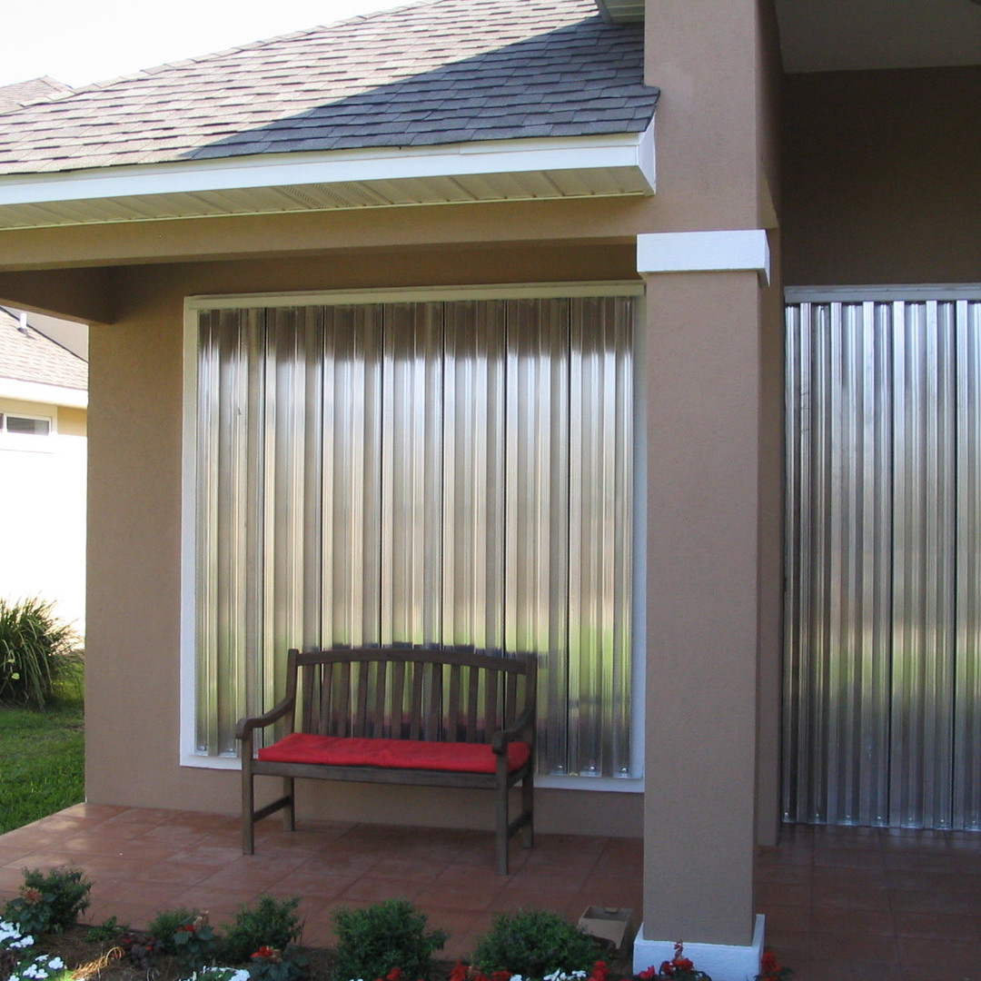 Hurricane Corrugated Panels