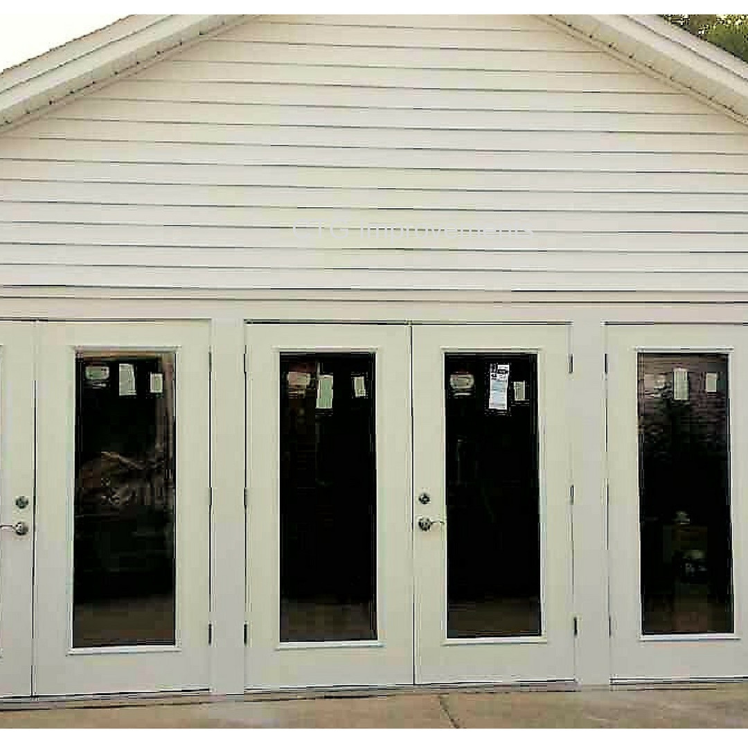 Exterior French Doors