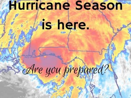 Every Year it comes, Hurricane Season.
