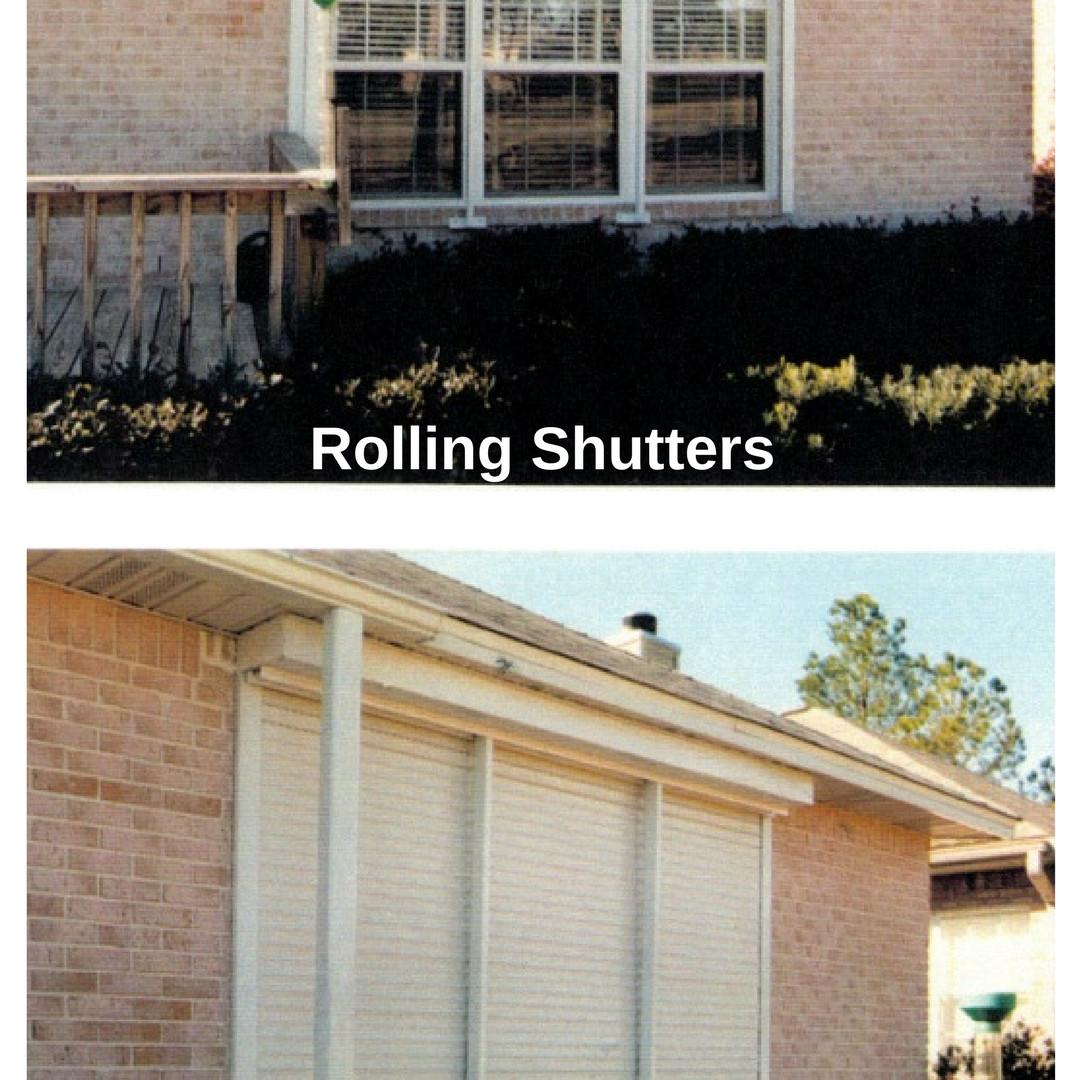 Rolling Shutters