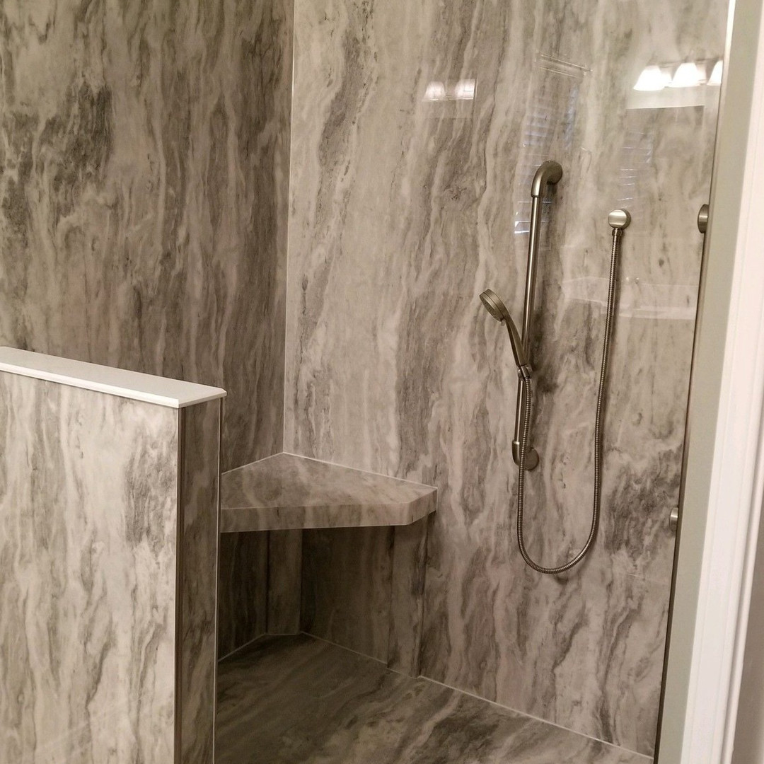 Accessible Walk-in Shower