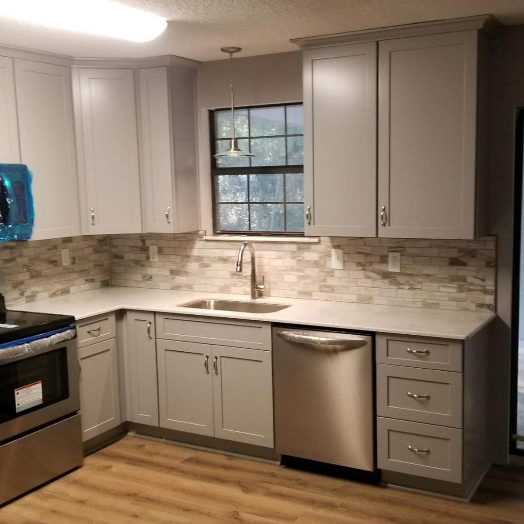 Kitchen is Almost Done.