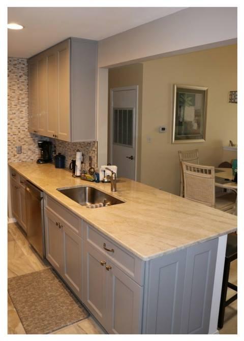 Condo Gallery Kitchen