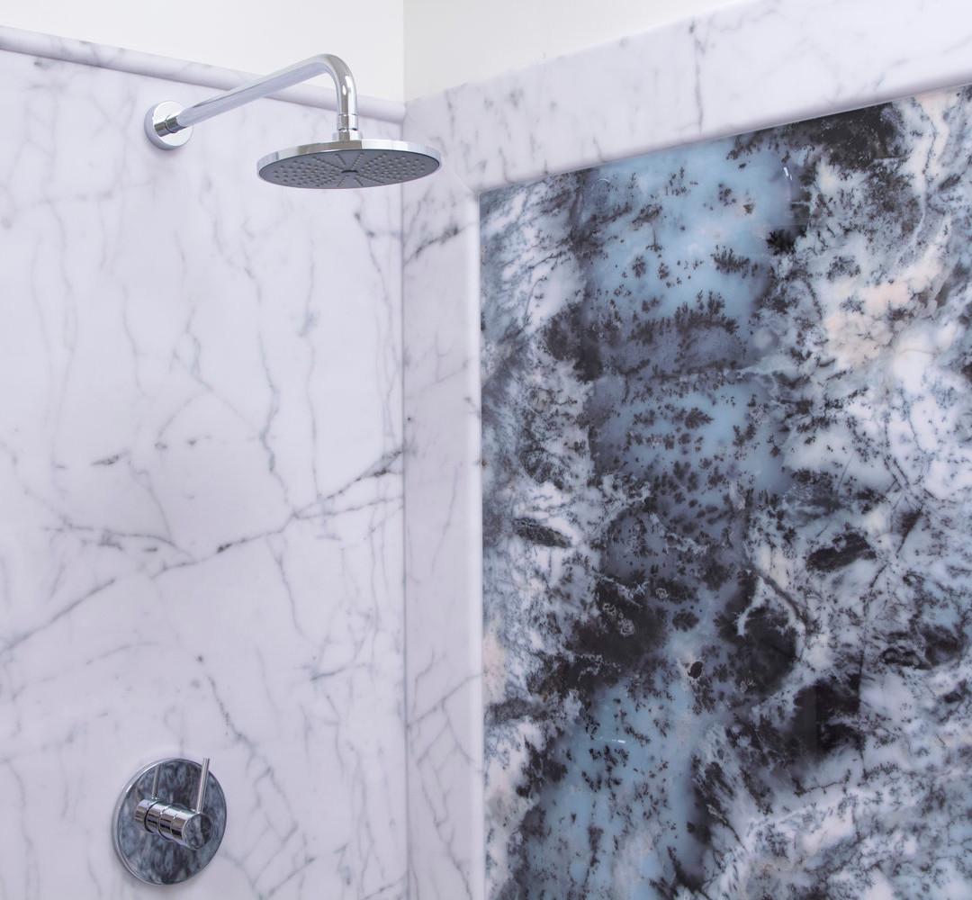 Tyvarian: Bianco Carrara and Nordic