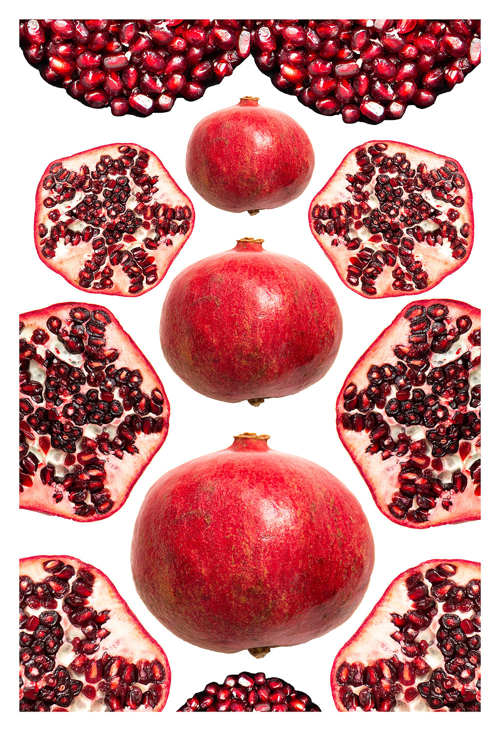 Pomegranates   Prints will be ran in quantities 10 in 13x19 inches. All prints will be signed and numbered.  Made with fine art, archival exhibition-quality luster paper.  300 gsm double weight.