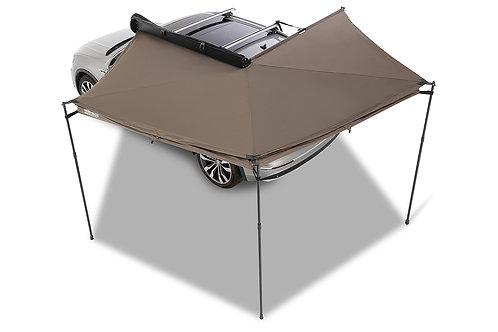 RHINO RACK BATWING COMPACT AWNING (RIGHT)