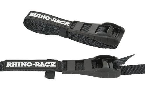 RHINO RACK 3.5M RAPID STRAPS W/BUCKLE PROTECTOR
