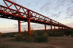 ALGEBUNCKIA BRIDGE SUNSET