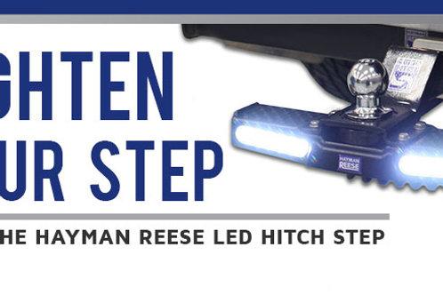 HAYMAN REESE LED HITCH STEP