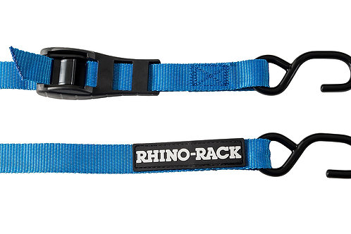 RHINO RACK TIE DOWN STRAP WITH HOOK (2)