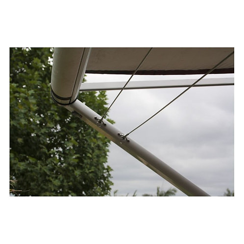 EASY HANG STAINLESS STEEL CLOTHES LINES 25'