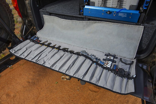 MSA ULTIMATE TOOL ROLL HEAVY DUTY